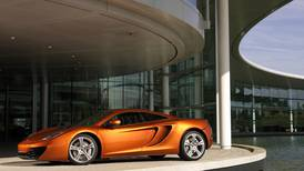 McLaren supercars – behind the scenes at the birthplace of dreams