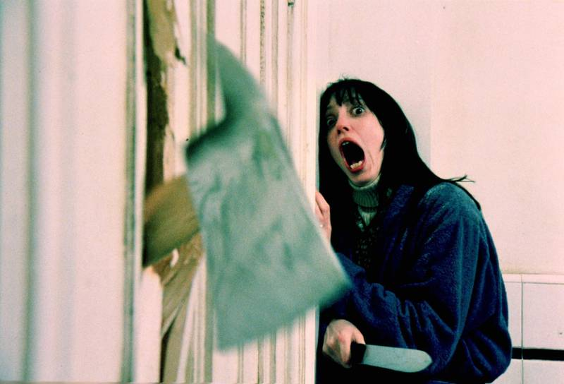 The Shining. Courtesy Warner Bros. Pictures