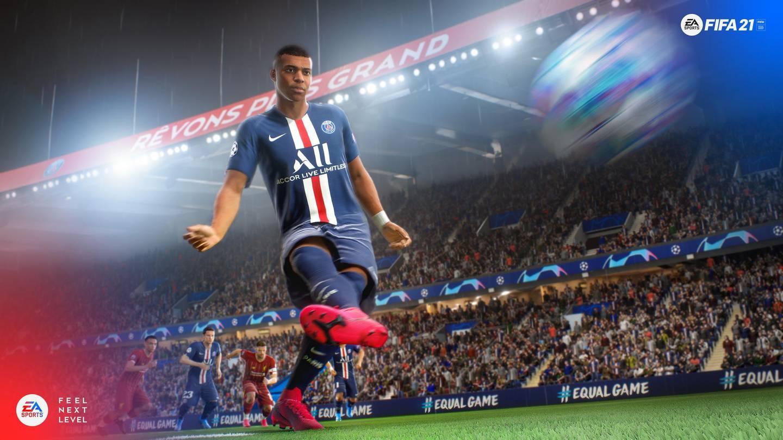 Fifa 2021. Courtesy Electronic Arts