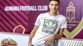 Sebastian Tagliabue, the boy from Buenos Aires who has UAE in his heart and goals record in his sights