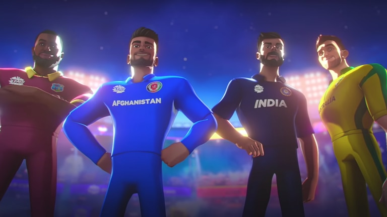 An image that illustrates this article Maxwell ready for 'exciting' T20 World Cup as 2021 event releases promo video