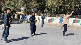 Thirty-five students and professors killed in ISIS attack on Kabul University