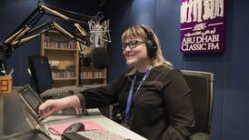 Radio DJ Accalia Hipwood changes her tune from pop songs to classical