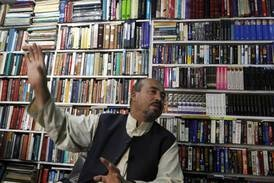 The bookseller of Kabul on why he refuses to shut up shop: 'I want to preserve history'