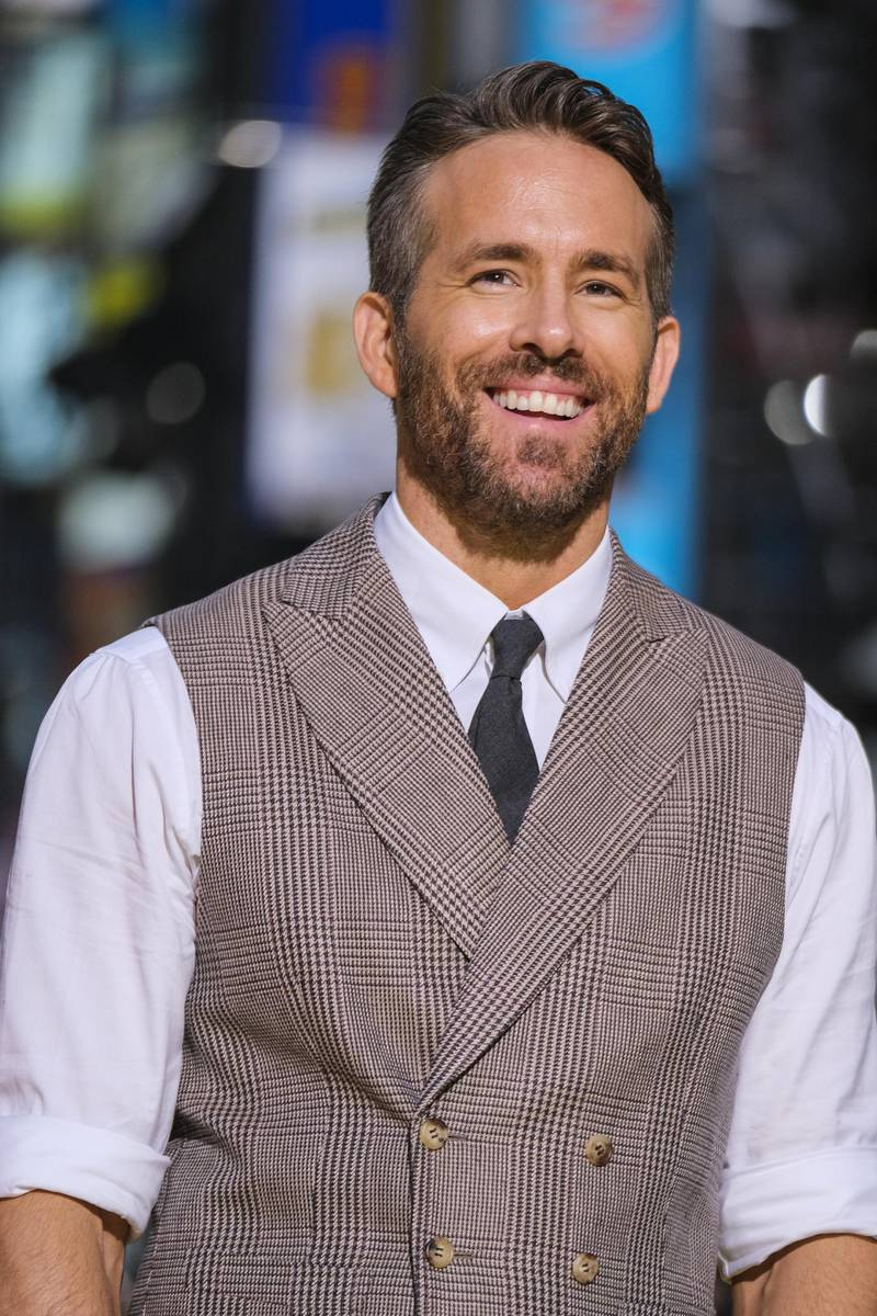 TOKYO, JAPAN - APRIL 25:  Actor Ryan Reynolds attends the world premiere of 'Pokemon Detective Pikachu' on April 25, 2019 in Tokyo, Japan. (Photo by Keith Tsuji/Getty Images)