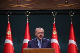 Turkey's Erdogan issues U-turn on expelling western diplomats