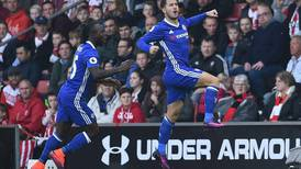 Eden Hazard and Diego Costa keep Chelsea on top-three's heels – in pictures
