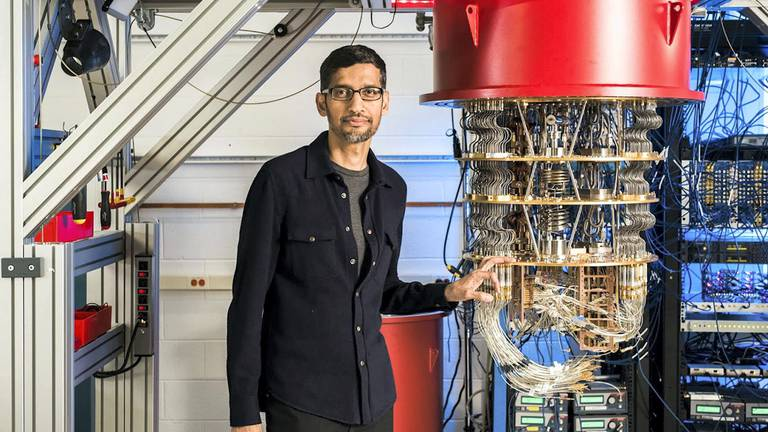 An image that illustrates this article How Abu Dhabi's new quantum computer could help solve the mysteries of science