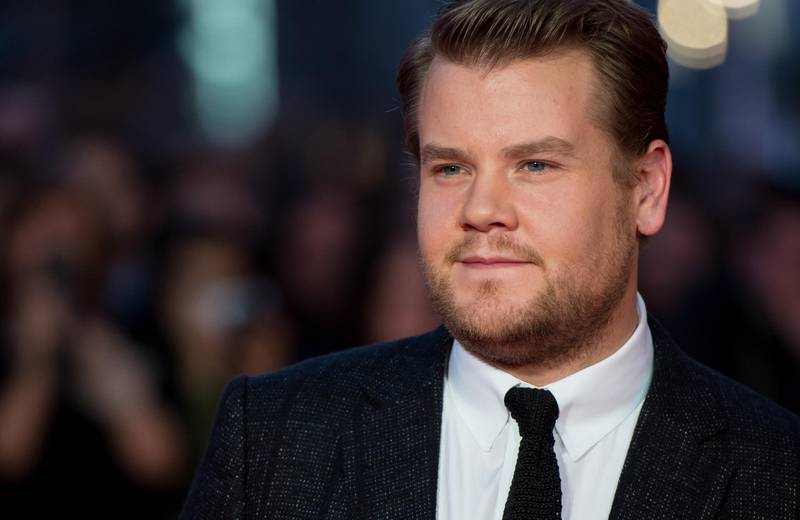 """LONDON, ENGLAND - OCTOBER 17:  James Corden attends the European premiere of """"One Chance"""" at The Odeon Leicester Square on October 17, 2013 in London, England.  (Photo by Ian Gavan/Getty Images)"""