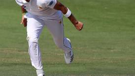 Fast bowlers put Pakistan in control of first Test against Zimbabwe