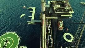 Saudi Arabia to turn huge oil rig into hotel and theme park resort