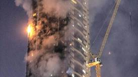 Solidarity with survivors of Sharjah fire