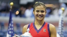 Queen leads congratulations for Raducanu's stunning Open win