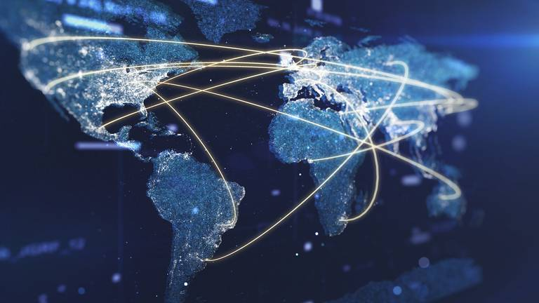 An image that illustrates this article UK calls for digital trade barriers to be torn down