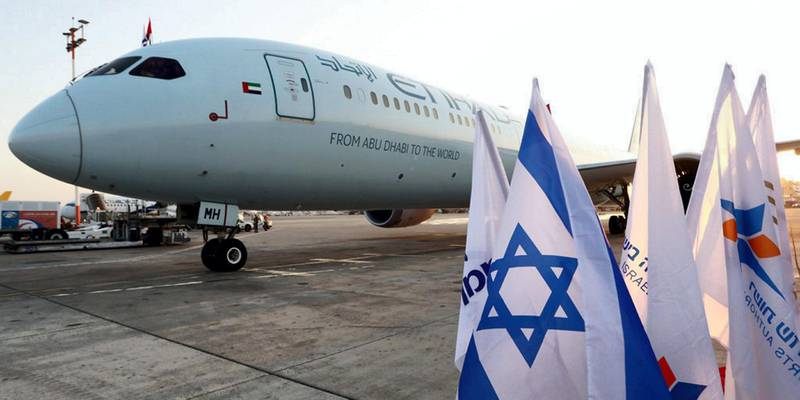 Shalom Tel Aviv! Thank you for the very warm welcome to Israel. courtesy: Etihad twitter account