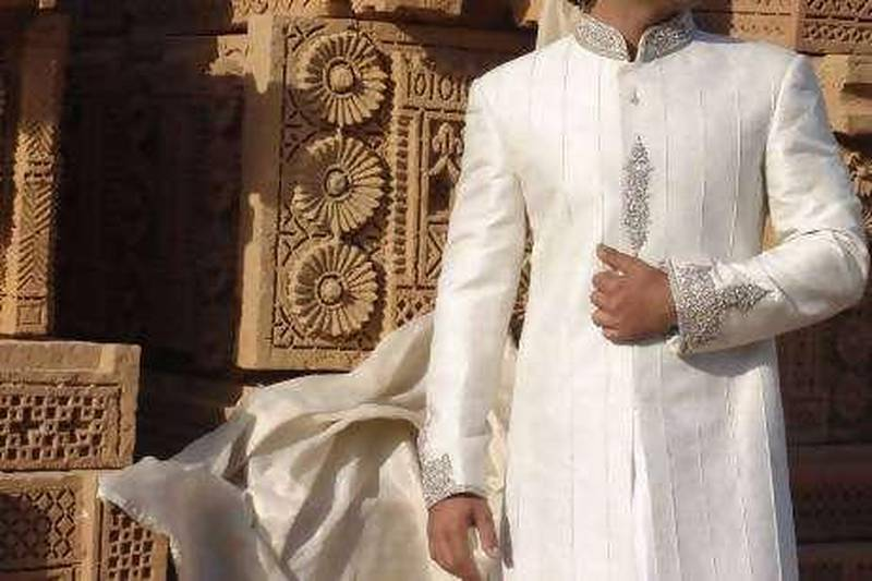 provided images of Junaid Jamshed men's collectionCourtesy Alif Investments