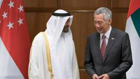 UAE and Singapore can be partners for a world in transition
