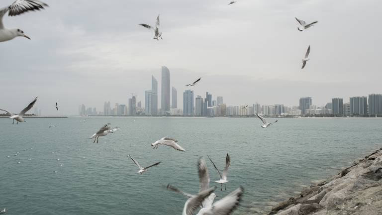An image that illustrates this article UAE weather: fair with some low cloud