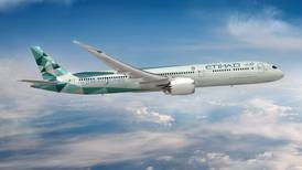 Etihad to fly eco-friendly Greenliner from London to Abu Dhabi on October 23
