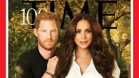 Prince Harry and Meghan Markle named on Time 100 list of most influential people