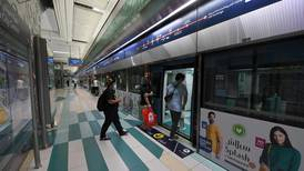 Coronavirus: lifts at Dubai Metro restricted to two people
