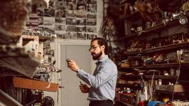 'A Broken House': Syrian artist Mohamad Hafez is the focus of new short documentary