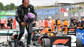 Lewis Hamilton wins Hungarian Grand Prix to claim F1 championship lead