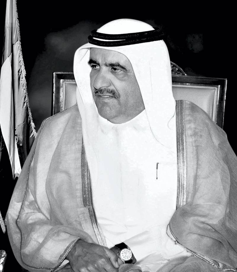 Sheikh Hamdan bin Rashid Al Maktoum. WAM