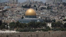 Legitimising Israeli occupation of Jerusalem will destroy all prospects of peace