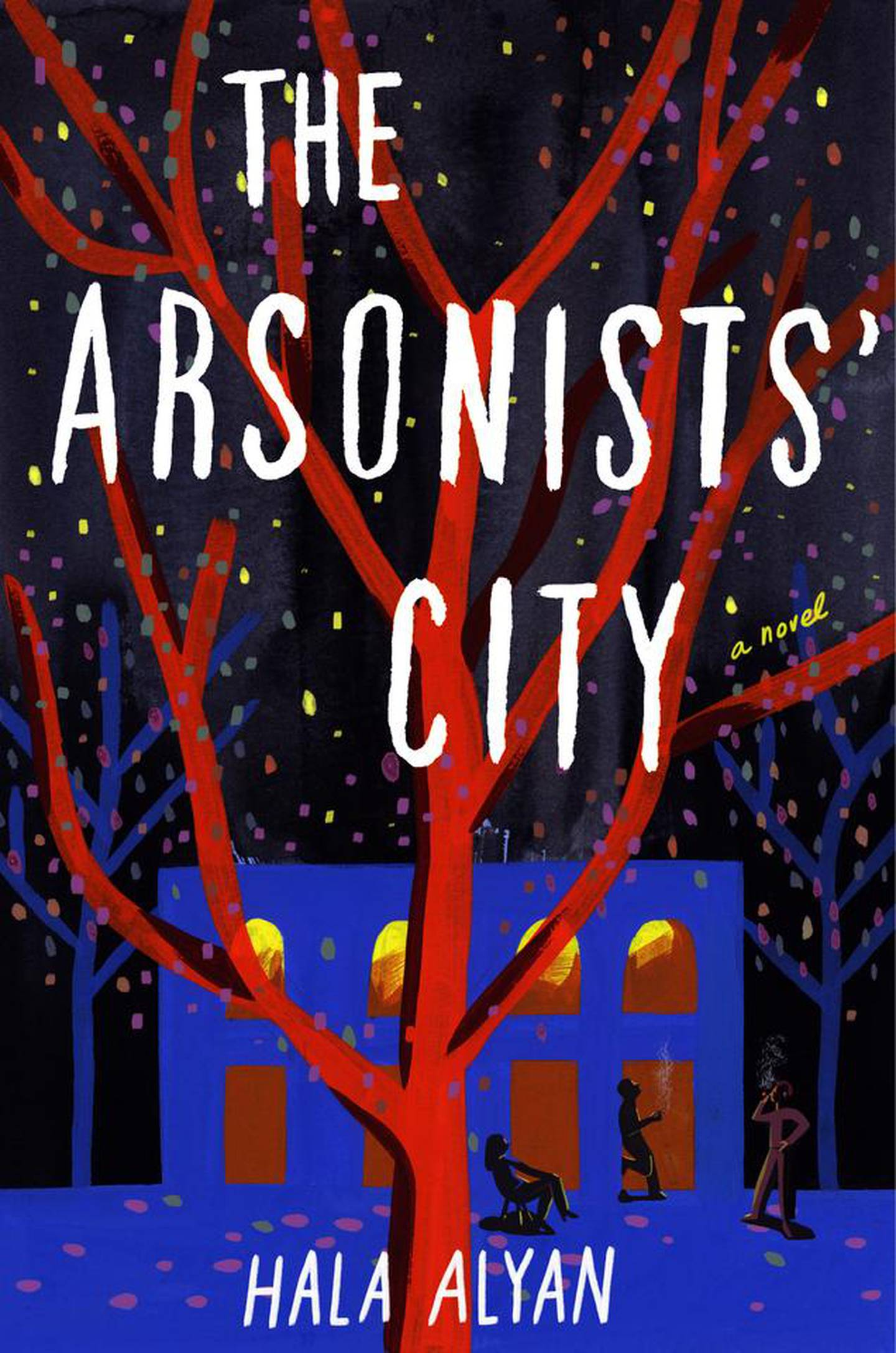 Arsonist city