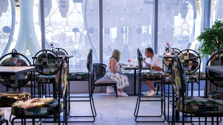 An image that illustrates this article Expo 2020 Dubai brunch review: 'It's hard not to be impressed'