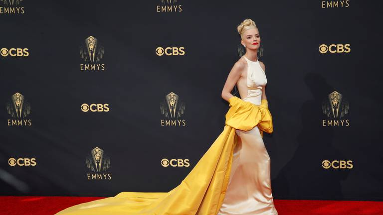 An image that illustrates this article Emmys 2021 red carpet fashion: all of the best celebrity looks
