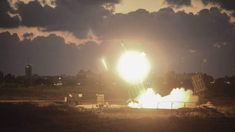 An image that illustrates this article Israel braces for '2,500 rocket attacks a day' if Hezbollah conflict breaks out