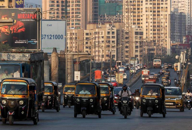 epa07343908 Auto rickshaws drive through traffic on the western express highway in Mumbai, India, 14 November 2018. People move and commute in many different ways depending on how the live, where they live, and where they go. In western countries, the daily transportation options mainly comprise of buses, trains and taxis.  Across the globe, Asian commuters move around in vehicles that are often outdated in the west or were never used. From motorcycle taxis to trams to horse drawn carriages, Asian commuters utilize a wide variety of vehicles every day.  Motorcycles and mopeds are used widely in Asia because they are relatively affordable.  They are used to transport goods ranging from boxes to balloons or even chickens. Some countries have a moto taxi system that helps commuters beat the heavy traffic. The traditional tuk-tuk design, a three wheeled cabin cycle, is also used as public transport in countries like Thailand, Laos, Cambodia, India and Indonesia where it is called bajaj. In Laos and Cambodia tuk-tuks are used mainly to cover short distances and cheaper fares, while they are rather a national symbol in Thailand and as such, most tourists will want to ride in one before heading back home. The jeepney is a cultural icon of the Philippines, a stretched out jeep remnant from WWII, converted into public buses. Colorful and hard to miss on the streets, jeepneys are often crammed with commuters as they are not only popular with tourists but with locals for their cheap fares. Pedaled or pulled rickshaws have dwindled in some countries over the years but they are still very much alive in places like Nepal, Myanmar and India. Nepal's three wheeler rickshaw and Myanmar's trishaw, or side-car as it is known locally, are pedaled like a tricycle, while the Indian rickshaw is pulled by its driver running often barefoot. Effectively every country in Asia has its own preferred mode of transportation. Convenient and cheap, operating on water, rail tracks, or pavement. Som
