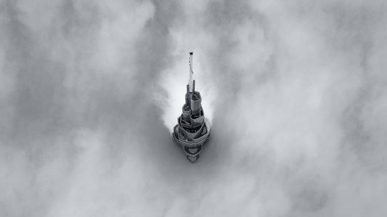 An image that illustrates this article Picture of Burj Khalifa recognised in prestigious photography awards