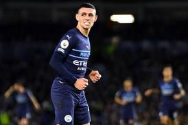 Guardiola says Foden 'will keep improving' after star turn at Brighton