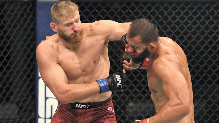 An image that illustrates this article UFC returns to Abu Dhabi in October with second Showdown Week
