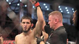 UFC: Islam Makhachev submits Thiago Moises, calls out Rafael Dos Anjos