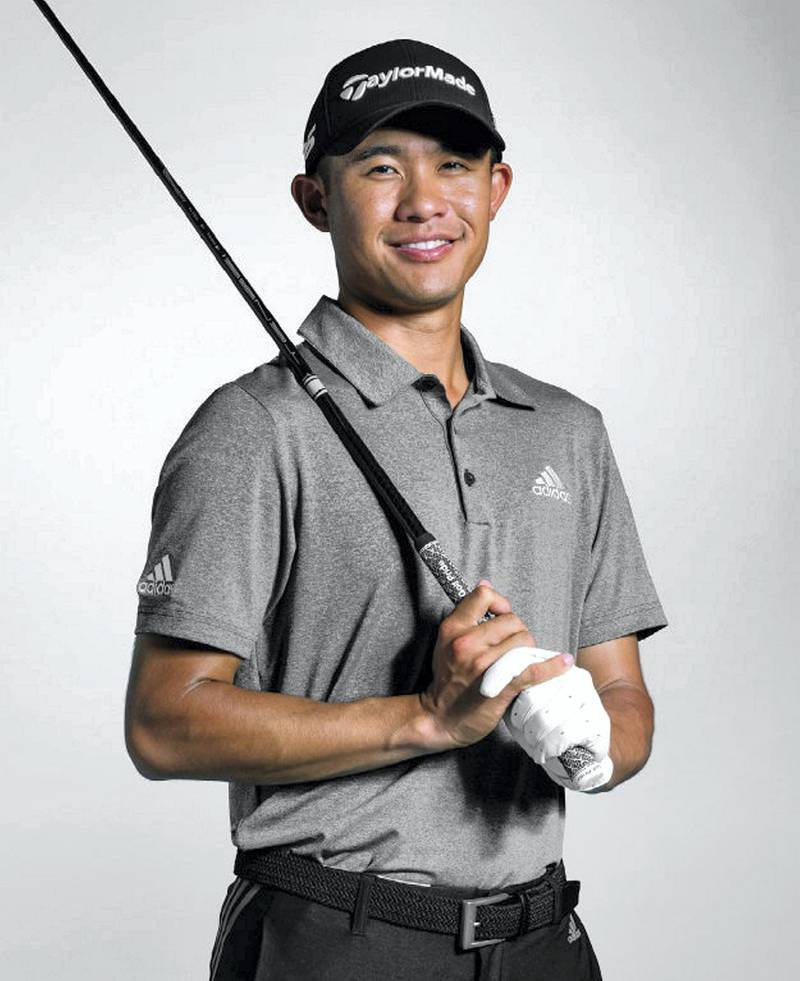 World No.7 Collin Morikawa will be looking to add the Dallah trophy to his glowing résumé. Credit Omega Dubai Desert Classic.