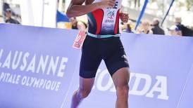 UAE triathlete Faris Al Zaabi 'can't wait to welcome the world' to Abu Dhabi in 2022