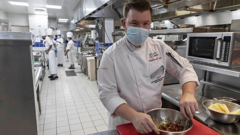 An image that illustrates this article Leading Luxembourg chef to cook up a storm at Expo 2020 Dubai