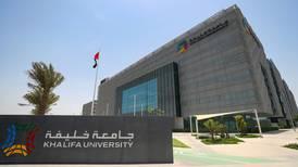 Khalifa University makes top 200 of global higher education rankings in UAE first