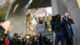Iran says it arrested exiled journalist accused of stoking protests