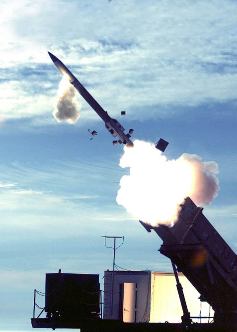 PAC-3. Courtesy Lockheed Martin