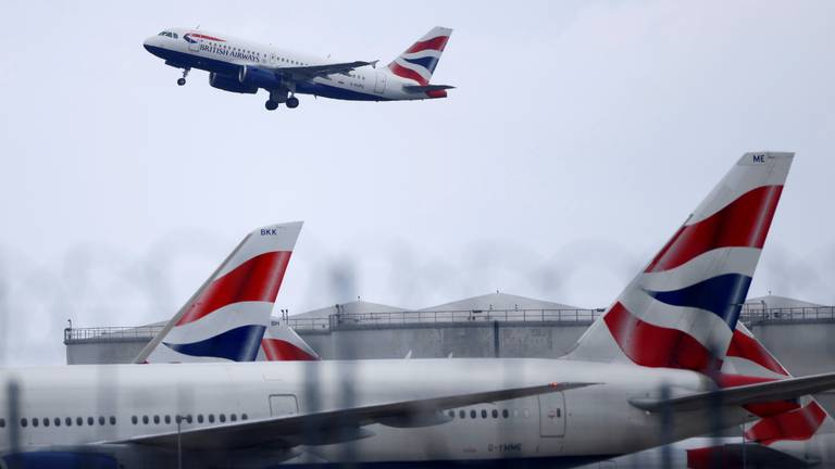 An image that illustrates this article Heathrow urges UK to commit to sustainable aviation fuels ahead of Cop26