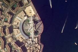 KhalifaSat captures Ain Dubai from space ahead of grand opening