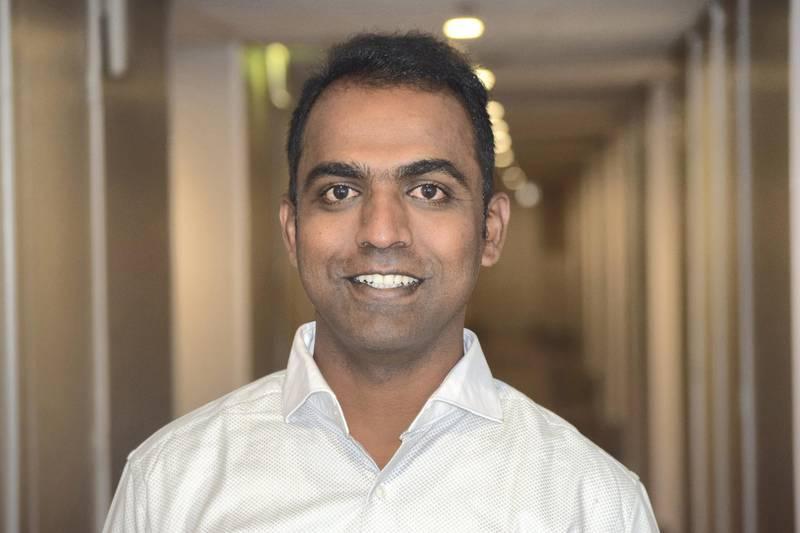 Ranjitsinh Disale, winner of the Global Teacher Prize 2020.