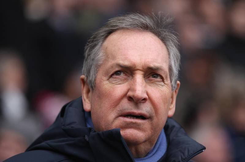 BOLTON, ENGLAND - MARCH 05:  Gerard Houllier the manager of Aston Villa looks on during the Barclays Premier League match between Bolton Wanderers and Aston Villa at the Reebok Stadium on March 5, 2011 in Bolton, England.  (Photo by Alex Livesey/Getty Images)