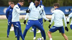 Timo Werner, Christian Pulisic and Chelsea stars prepare for Champions League decider at Aston Villa - in pictures