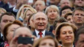Vladimir Putin put Russia back on the world map – but his job is as yet unfinished